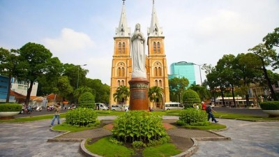 Saigon day tour for Cruise traveler