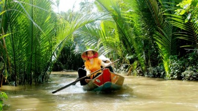 Mekong delta Full day tour